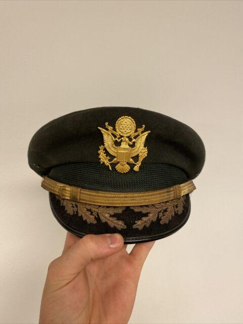 Vietnam War US Army Officer Visor Hat