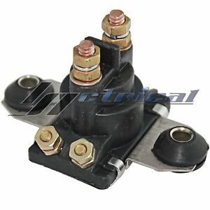 switch relay solenoid fits mercury outboard 50hp 50 hp 1991 92 93 94 95 96 1997 ebay. Black Bedroom Furniture Sets. Home Design Ideas