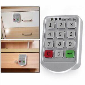 Keyless Digital Door Lock Electronic Keypad Security ...