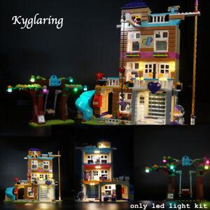 Kyglaring-LED-Light-for-LEGO-41340-Girl-Friendship-House-Beleuchtungs