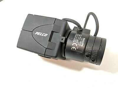 "NEW Bosch LTC 3361//50 Manual Iris 1//3/"" CS-Mount CCTV Lens 2.8-8MM F1.4-Close"