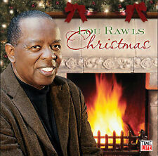 Lou Rawls Christmas [Bonus Track] by Lou Rawls (CD,Sep-2006,Time/Life Music)b194