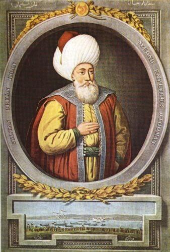 Style ottoman traditionnel Sultan King kavuk Turban Ottoman Palace Hürrem Sultan