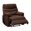 New-Microfiber-Pu-Leather-Chaise-Rocker-Recliner-Sofa-Chair-in-6-Colors thumbnail 2
