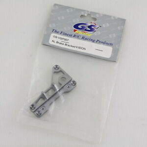 Vision PRO GSC-VSP021 Option 7075 Left Reinforcement Plate Sport GS Racing