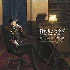 Seraph of The End Original Soundtrack 2 CD 4988102307202 Gnca1444 Japan