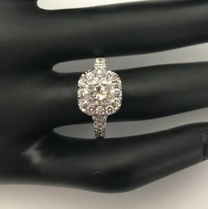 2-00-CT-CUSHION-CUT-D-SI1-HALO-DIAMOND-SOLITAIRE-ENGAGEMENT-RING-14K-WHITE-GOLD