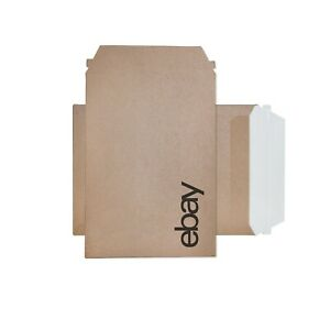 "5"" x 7"" Paperboard Mailjacket Envelope (No padding)"