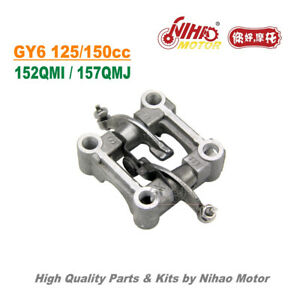 TZ-17-125cc-150cc-Rocker-Arm-Bracket-Assy-GY6-Parts-Chinese-Scooter-Motorcycle