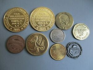Token-Lot-9-Pieces