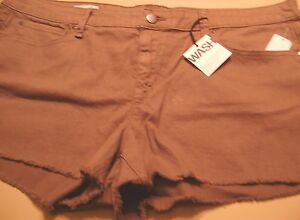 off 18 Summer Womens taglia Nwt Cut kaki Maddie 1969 34 Gap Olive Uw6wIqvYT