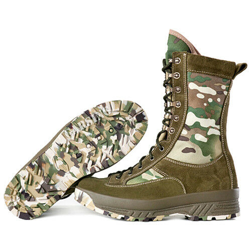 Men's Combat botas Tactical Russian Garsing Jungle Leightweight Multicam MTP