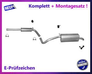 Auspuffanlage-Skoda-Fabia-II-542-Fabia-II-Combi-545-1-2-TSI-Auspuff-Montagesatz