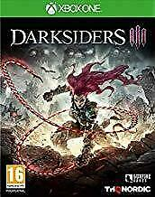 Darksiders III 3English / French Box for Microsoft Xbox One Video Game