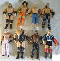 WWE Jakks Pacific Wrestling Action Figures - Your Choice