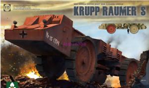 Takom 2053 1 35 German Krupp Raumer S