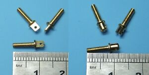 2mm-M2-0-Miniature-Brass-Clevis-Model-Boat-Upgrade-x10