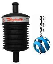 """Raybestos 3/8"""" Inline Magnetic Transmission Filter"""