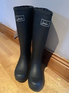 Joules-Black-Wellies-Size-5-2283
