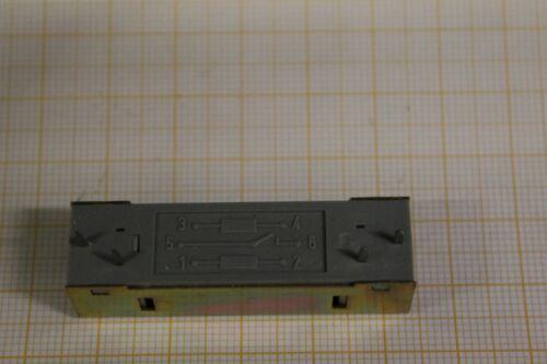 RFT relé reed rgk-30//1 1//124//01 24v 1 N.A.