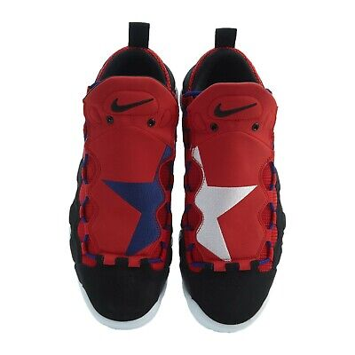 NIKE AIR MORE MONEY LONE STAR STATE