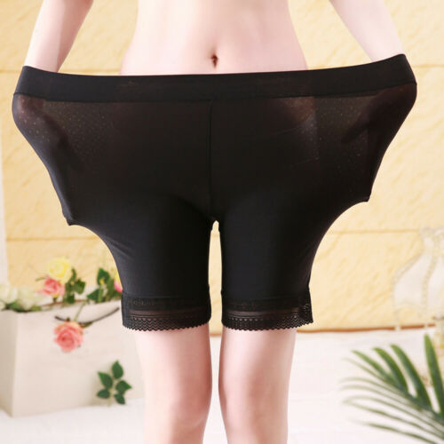 New Womens Dancing Sport Yoga Shorts Spandex Elastic Pants Safety Underwear Hot
