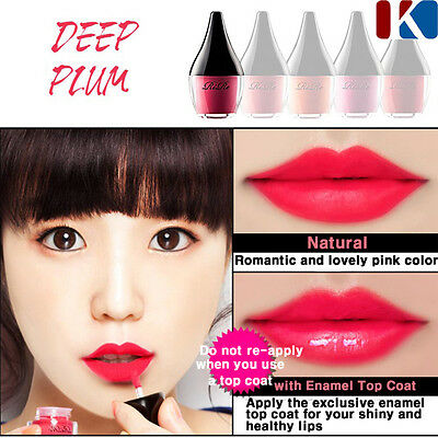 New Long Lasting Lip Manicure Waterproof Lip Tint All day Real Strong color RIRE