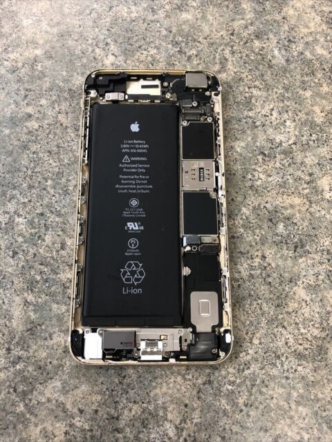 Apple iPhone 6s Plus - A1687 - Verizon - For Parts/As Is