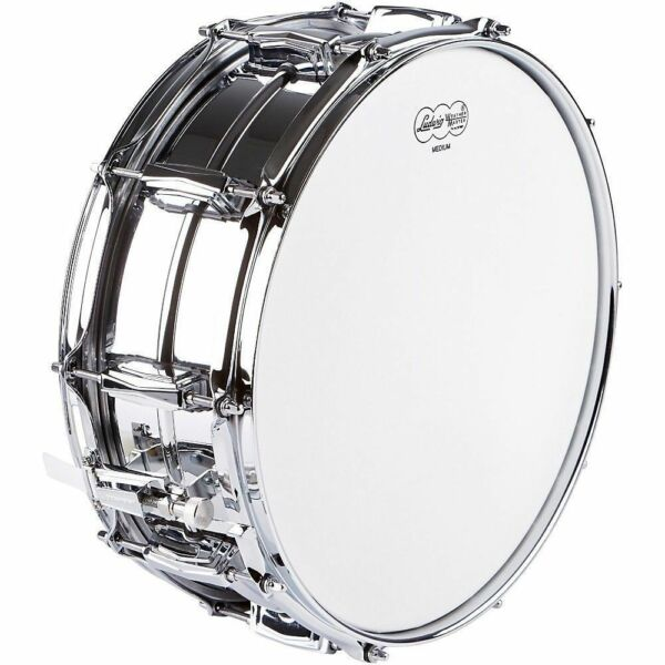 Ludwig LM400 Supraphonic 5x14 Snare Drum
