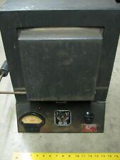 Huppert 2000 F Electric Heat Treat Furnace 6 W X 5 H X 10 Dp 220v160