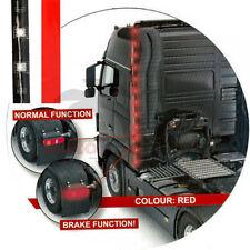 LED Leiste Lichtleiste 2,5m mit Bremsfunktion rot LKW 24V