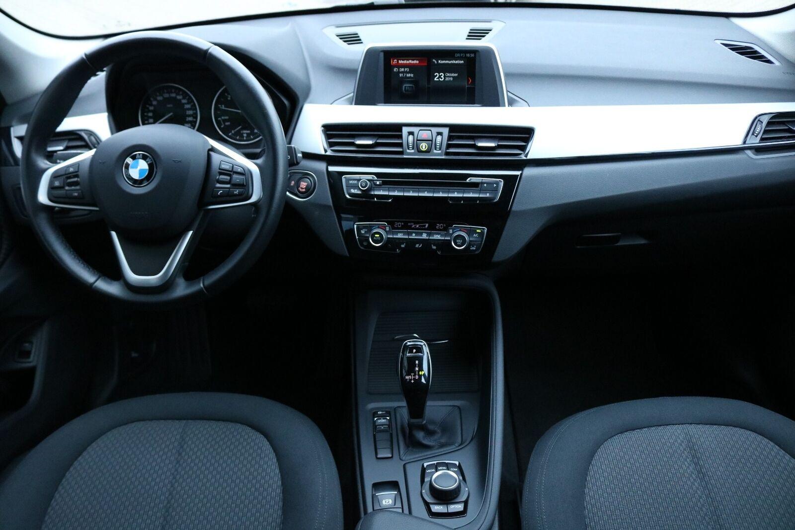 BMW X1 sDrive20i Advantage aut.