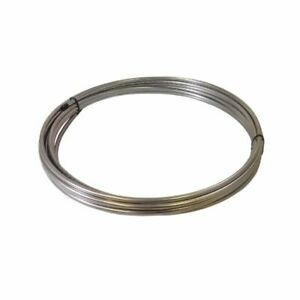 """1/2"""" O.D x 50' Length x .028"""" Wall Type 316/316L Stainless Steel Tubing Coil"""