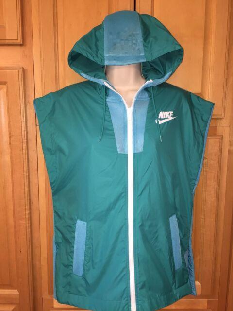 a6a6f8398fc4 Nike 802549 Tech Hypermesh Vest Womens Jacket M for sale online