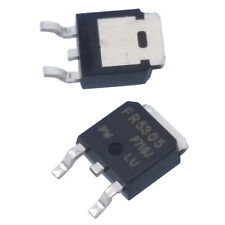 Us Stock 10 Pcs Irfr5305 5305 P Channel Power Mosfet To 252 Smd