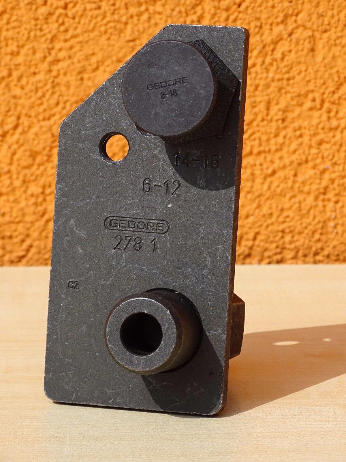 Gedore Grundkörper Gr. 1 für VA Basic Tool Body Größe 1