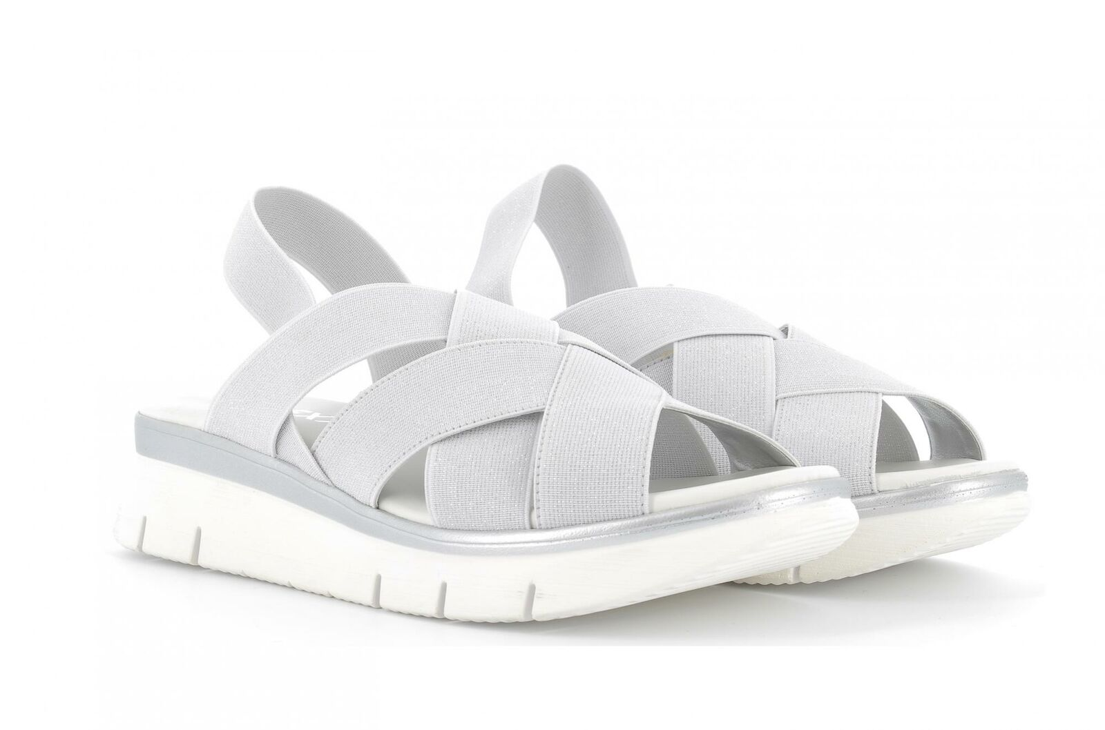 The Flexx P19us shoes woman sandals D2016 19 LORYBETH SILVER