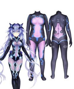 Hyperdimension-Neptunia-Cosplay-Suit-Anime-Purple-Heart-Zentai-Bodysuit-Jumpsuit