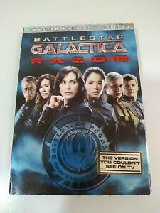 Battlestar Galactica Razor - DVD Ingles Region 1 - 3T