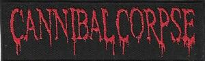 patch-embroidered-ecusson-thermocollant-Cannibal-Corpse