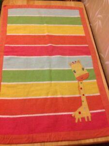 Next-Enfants-bebe-tapis-Matt-Unisexe-Girafe-Nursery-68-x-100-cm