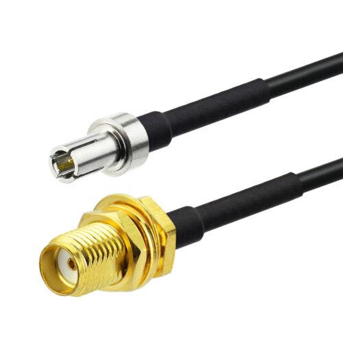 4G LTE External Antenna 3M for NETGEAR AirCard AC815s Hotspot AT/&T Unite Explore