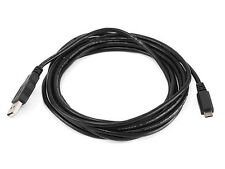 Monoprice 5139 10ft USB 2.0 A Male to Micro 5pin Male 28/28AWG Cable
