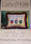 Lizzie-Kate-COUNTED-CROSS-STITCH-PATTERNS-You-Choose-from-Variety-WORDS-PHRASES thumbnail 175