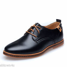2017 NEW Men's oxfords Fashion style leather Shoes Casual Shoes
