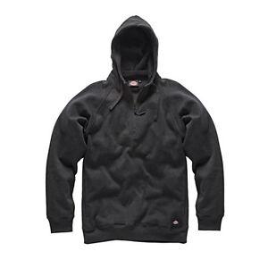 9e66d27c278c Dickies Elmwood Sweatshirt à Capuche Noir Gris M - XXXL Sh11900 ...