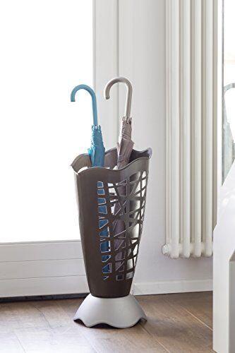 Portaombrelli Studio Bama design moderno colore Tortora