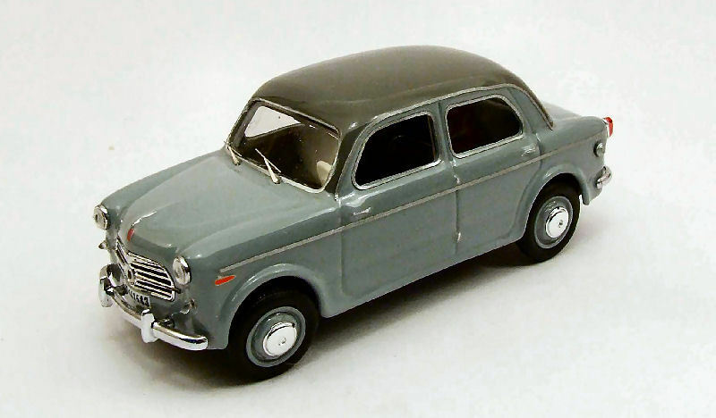 Fiat 1100 103 tv 1953 grey 1 43 model rio4308 rio