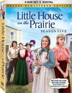 Little-House-on-the-Prairie-Season-5-2015-5-Disc-DVD-Set-Remastered