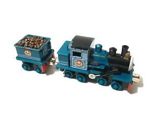 2009 Thomas & Friends Ferdinand W/ Tender Take n Play Magnetic Diecast Train Car